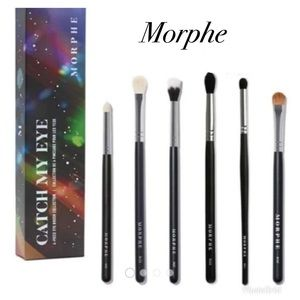 Catch my eye Morphe make up brushes new